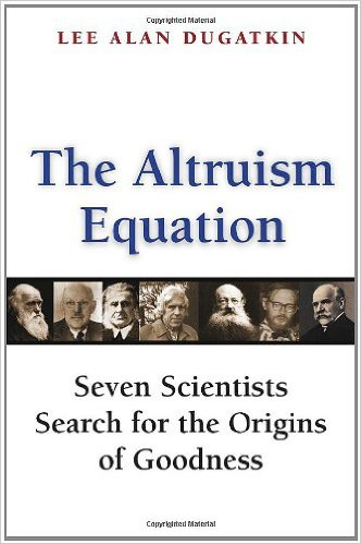 Bookshelf The Altruism Equation Seven Scientists Search For